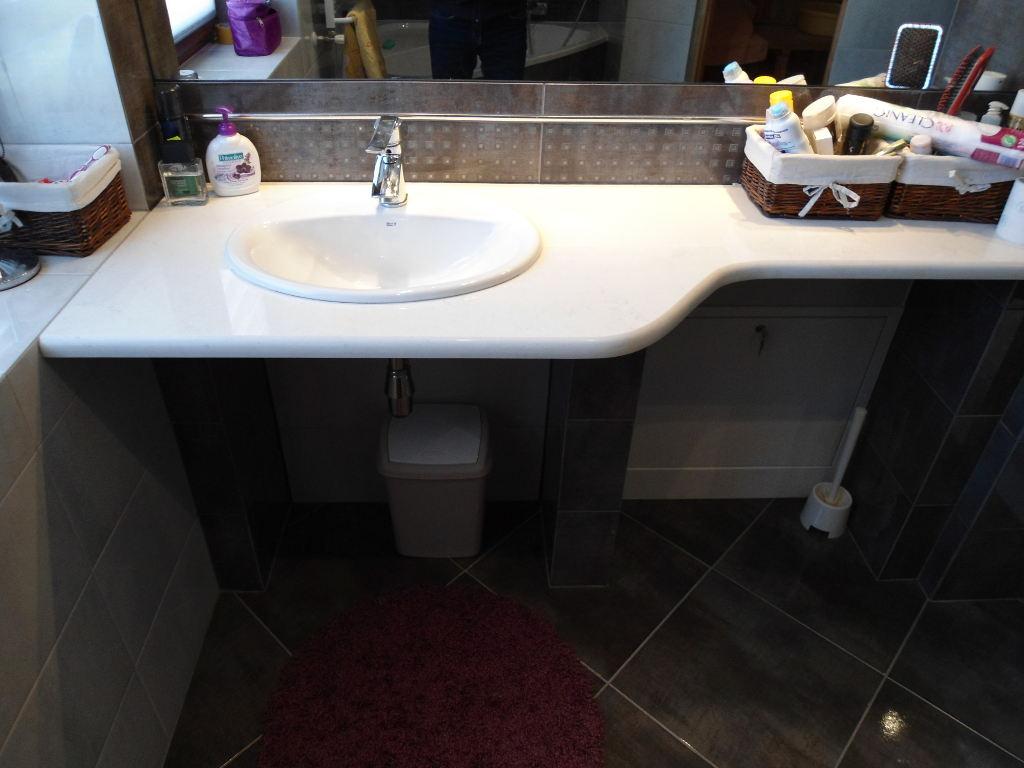 łazienki Marmurowe Granitowe Kamieniartwo Tomaks Sill